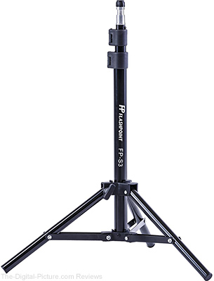 Flashpoint Backlight Stand (3.3') - $14.95 (Reg. $30.00)