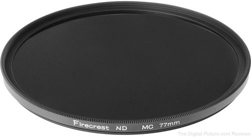 Save 50% on Formatt-Hitech Filters