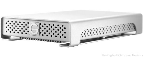 G-Technology 500GB G-DRIVE mini Portable Drive - $59.95 Shipped (Reg. $109.95)