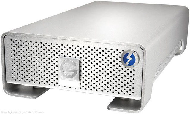G-Technology G-Drive Pro 2TB External Hard Drive - $199.99 Shipped (Reg. $269.95)