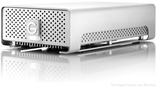 G-Technology G-RAID mini 1TB Dual-Drive Storage System - $99.95 Shipped (Reg. $199.95)