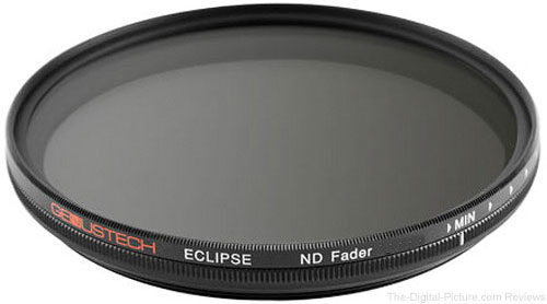 Genustech 82mm Eclipse ND Fader Filter - $129.99 Shipped (Reg. $159.99)