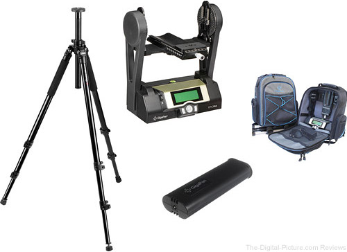 GigaPan EPIC Pro Robotic Camera Mount Kit - $995.00 Shipped (Reg. $1,317.00)