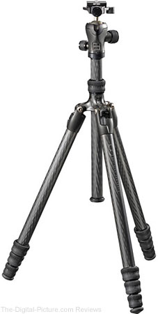 Gitzo 100-Year Anniversary Arsene Gitzhoven Edition Tripod with Ball Head In Stock at B&H