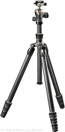Gitzo 100-Year Anniversary Edition Tripod with Ball Head Available for Preorder