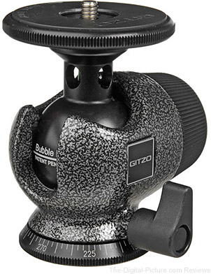 Gitzo GH1780 Center Magnesium Ballhead - $109.95 Shipped (Reg. $234.88)