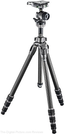 Gitzo GK1542-80QD Mountaineer Carbon Fiber Tripod with Ball Head - $699.88 Shipped (Reg. $999.88)