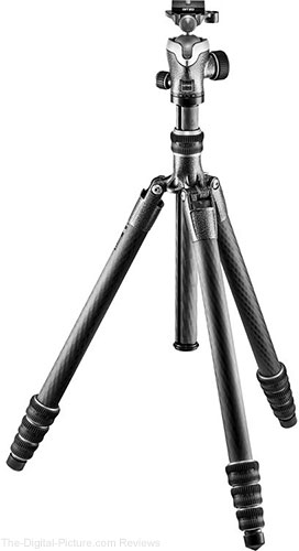 Gitzo Introduces New Center Ball Heads and Traveler Tripods