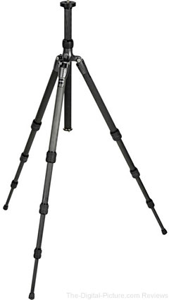 Gitzo GT1542T Series 1 Traveler 6x Carbon Fiber Tripod - $579.88 with Free Shipping (Reg. $679.88)