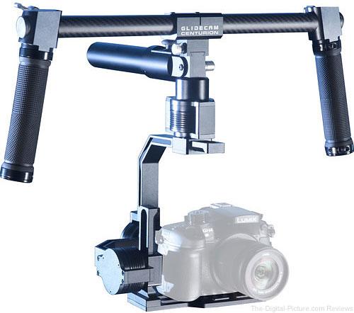 Glidecam Centurion Gimbal Stabilizer - $999.00 (Reg. $1,799.00)