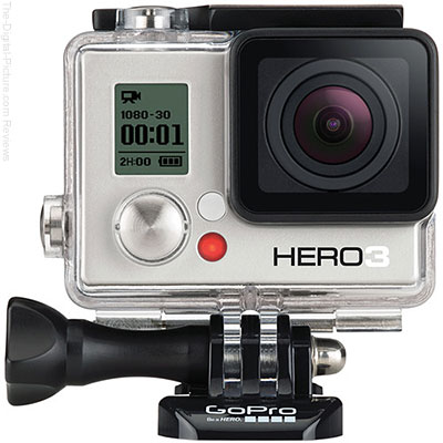 GoPro HERO3 White Edition Camera