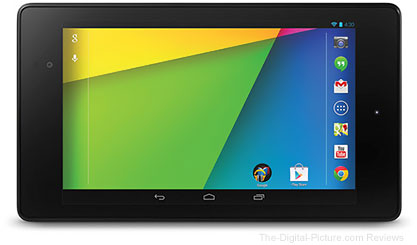 Refurbished Asus Google Nexus 7 32GB FHD Tablet - $159.99 Shipped (Compare at $229.00 New)