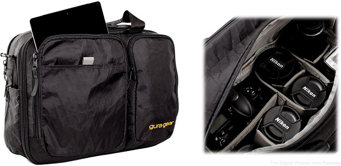 Gura Gear Chobe 19-24L Shoulder Bag - $149.95 Shipped (Reg. $299.95)