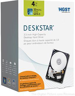 HGST 4TB Deskstar Coolspin 3.5