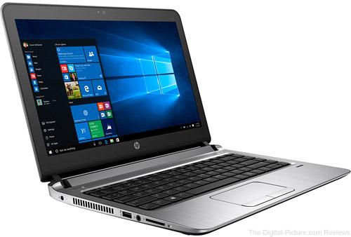 """HP 13.3"""" ProBook 430 G3 Notebook - $379.95 Shipped (Reg. $549.95)"""