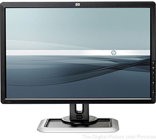 HP DreamColor LP2480zx Professional LED Backlit 24