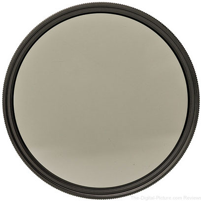 Heliopan 77mm Circular Polarizer Filter - $149.99 Shipped (Reg. $199.99)