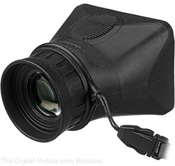 Hoodman HoodLoupe Professional LCD Screen Loupe for 3