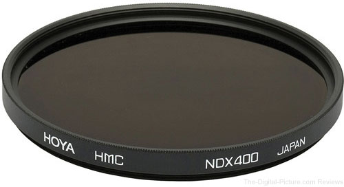 Hoya 58mm NDx400 9-Stop HMC Filter - $24.95 Shipped (Reg. $44.95)