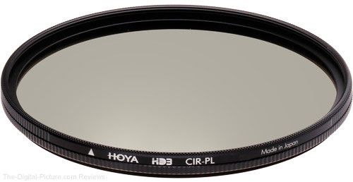 Hoya Announces HD3 Series Filters