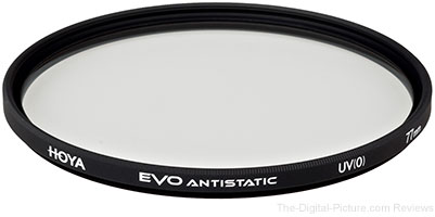 Hoya Introduces EVO Antistatic Filter