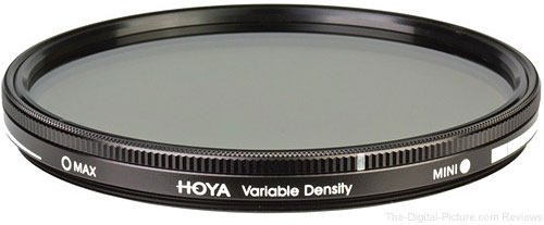 Hoya 82mm Variable Neutral Density Filter