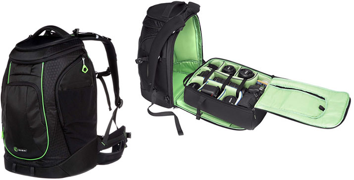 Ikigai Large Rival Backpack with Camera Cell - $129.99 Shipped (Reg. $299.99)