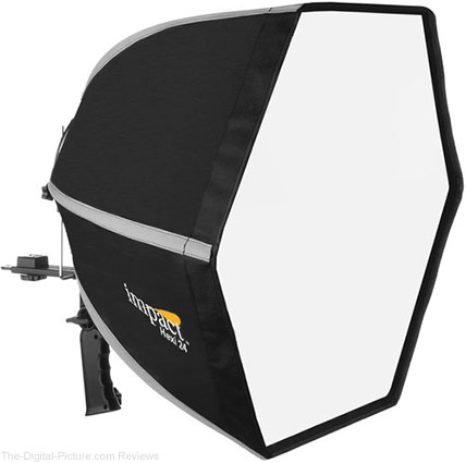 Impact Hexi 24 Speedlight Softbox - $99.95 Shipped (Reg. $149.95)