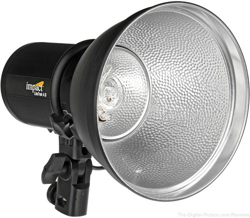 Impact LiteTrek 4.0 DC Flash Head - $299.95 Shipped (Reg. $499.95)