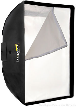 Impact Luxbanx Duo Small Rectangular Softbox - $49.95 Shipped (Reg. $134.95)