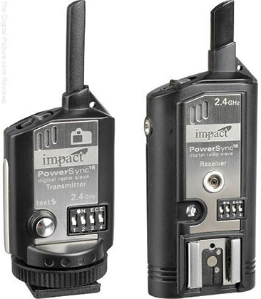 Impact PowerSync16 DC Radio Slave System - $79.99 Shipped (Reg. $159.99)