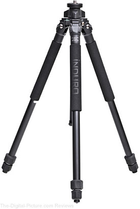Induro Alloy 8M AT013 Tripod - $66.00 Shipped (Reg. $96.00)