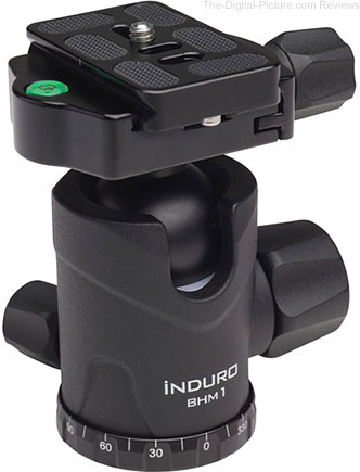 Induro BHM1 Ball Head - $89.95 Shipped (Reg. $175.00)