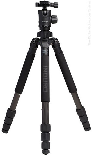 Induro Grand Turismo CGT114 8X Carbon Fiber Tripod with Ball Head - $389.90 Shipped (Reg. $489.95)