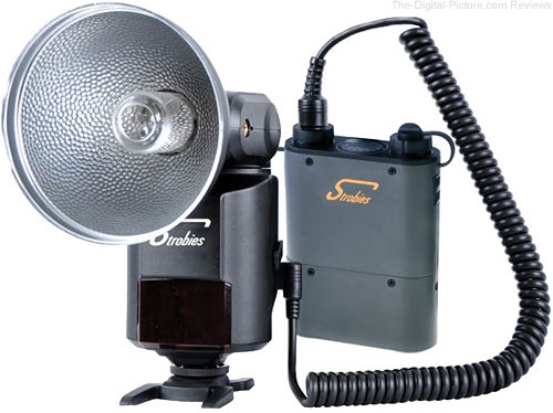 Interfit Strobies Pro-Flash 360 W/s Kit with Battery - $349.99 Shipped (Reg. $499.99)