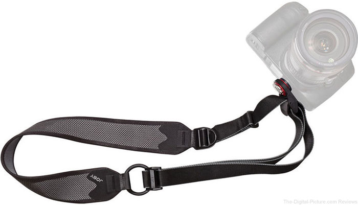 Joby UltraFit Sling Strap For Men (Charcoal, M to XL) - $14.99 Shipped (Reg. $27.99)
