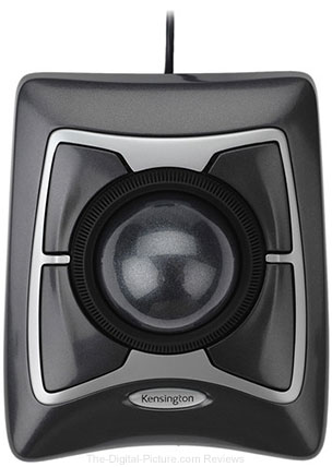 Kensington Trackball 4-Button USB Expert Pro Mouse