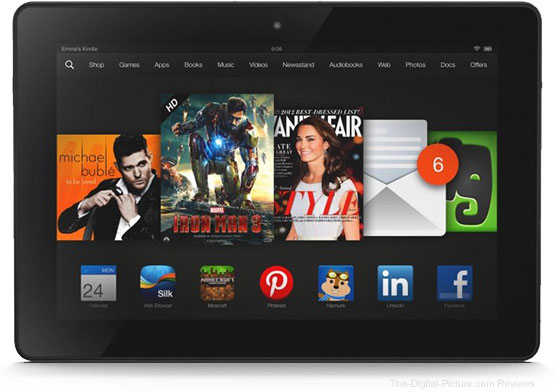 Kindle Fire HDX 7in Tablet