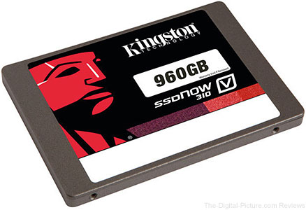 Kingston Digital Ships Large Capacity Near 1TB SSD