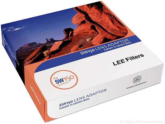 Lee Filters SW150 Lens Adapter for EF 11-24L