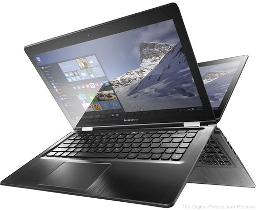 "Lenovo 14"" Flex 3 Multi-Touch 2-in-1 Notebook - $549.00 Shipped (Reg. $749.00)"