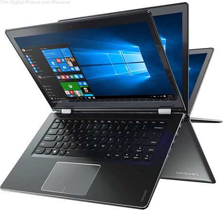 "Lenovo 14"" Flex 4 Series Multi-Touch 2-in-1 Notebook - $699.00 Shipped (Reg. $899.00)"