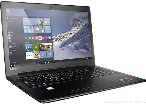 "Lenovo 15.6"" Ideapad 310 Series Notebook - $349.99 Shipped (Reg. $499.99)"