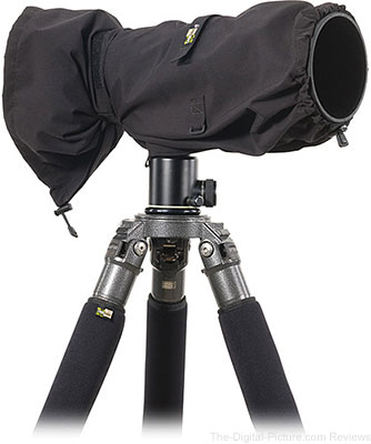 LensCoat RainCoat Rain Sleeve (Large) - $39.95 Shipped (Reg. $69.95)