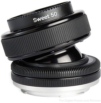 Lensbaby Composer Pro with Sweet 50 Optic - $199.95 Shipped (Reg. $299.95)