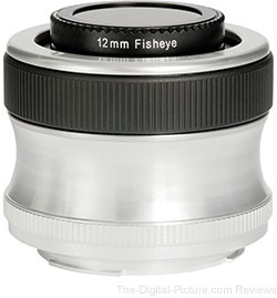 Lensbaby Scout Mount w/Fisheye Lens - $149.95 Shipped (Reg. $249.95)