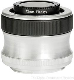 Lensbaby Scout Mount w/Fisheye Lens