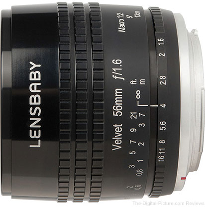 Prime Day Lightning Deal: Lensbaby Velvet 56 for Canon EF - $399.00 Shipped (Compare at $499.95)