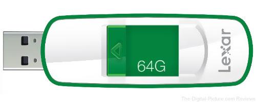 Lexar 64GB S73 JumpDrive USB 3.0 Flash Drive