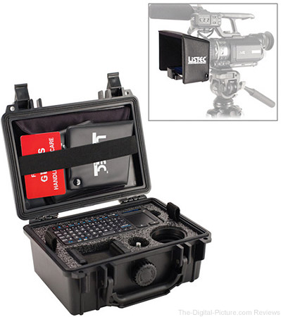 Listec Teleprompters Listec PromptWare PW-04 - $179.00 Shipped (Reg. $239.00)